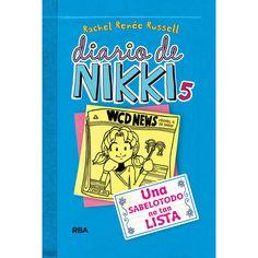 Diario de nikki 5. Crónicas de una saberlotodo (Tapa dura) · Libros · El Corte Inglés