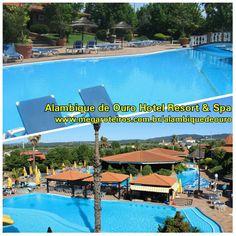 Alambique de Ouro Hotel Resort & Spa Situada a 30 minutos de carro da Serra da Estrela em Portugal e oferece 2 piscinas, 2 quadras de tênis e uma banheira de hidromassagem.  Confira: www.megaroteiros.com.br/alambiquedeouro