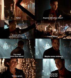 The Vampire Diaries TVD 6X22 - Kai and Bonnie