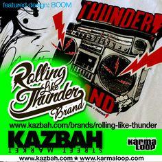 Rolling Like Thunder x Kazbah  kazbah.com  http://www.kazbah.com/browse?VendorId=10133=1