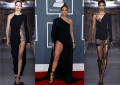 Hey, J.Lo: Please Wear These Anthony Vaccarello Looks Sometime Soon (SO Hot, Right?)