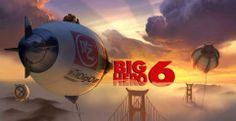 Big Hero 6 Official Trailer 4