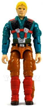 Downtown (v1) G.I. Joe Action Figure - YoJoe Archive