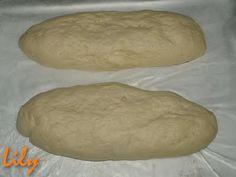 Deliciós Mos: COCA de FORNER I (de PANADERO) Churros, Liliana, Coco, Hamburger, Bread, Desserts, Apple Desserts, Easy Food Recipes, Cook