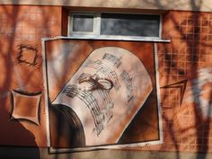 Slovakiaview, Graffiti 1 in Petržalka Magazine Rack, Storage, Home Decor, Purse Storage, Decoration Home, Room Decor, Larger, Home Interior Design, Home Decoration