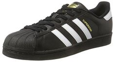 new style ce1dc a6222 Comprar Ofertas de Adidas Superstar Foundation - Zapatillas para hombre,  color Negro (Core Black ftwr White core Black), 41 1 3 EU barato.