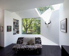 Alison Brooks Architects _ Lens House _ Interior Image 1
