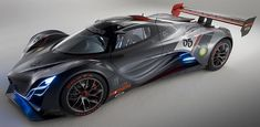 Mazda Furai Concept from Mothers Polishes....