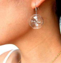 Bubble earrings