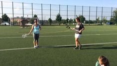 1v1 defensive instruction for girls lacrosse
