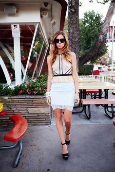 Chiara Ferragni Fashion Sites, Fashion Trends, Fashion Bloggers, Street Chic, Street Style, The Blonde Salad, Dress Makeup, Girls Night Out, Well Dressed