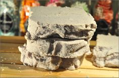 FinchBerry Handmade Soaps - Sea Salt Soap - Benefits and Recipe