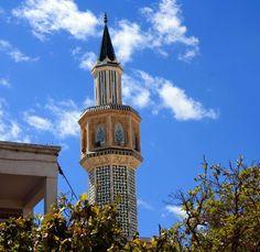 #Mosquée  #Tunisie #Nabeul