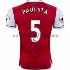 Arsenal Fotbalové Dresy 2016-17 Paulista 5 Domáci Dres
