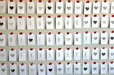 Organize sem Frescuras!: Faça você mesmo- presentes românticos e criativos para o Dia dos Namorados