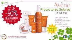 ¡Ya está aquí el Sol! Aprovecha nuestra promoción: 50% de Dto. en la 2ª Ud. al comprar dos productos Avène Solar (15% de Dto. si compra solo una) o Vhichy Cellu Destock. [Dto. aplicado en producto de menor importe. Promoción válida hasta el 31/05/2015] #protección #crema   #sol #bikini
