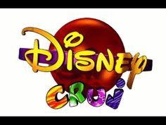 Abertura - Disney Club e Disney Cruj  (TV Cruj)