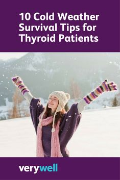 "Surviving the cold weather season means you need to consider some helpful tips to help you ""winterize"" your thyroid and enjoy better health during the colder months."
