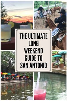 The Ultimate Long Weekend Guide to San Antonio - San Antonio Things To Do - Riverwalk - Alamo - Things To Do In Texas - Texas Vacation Itinerary - Communikait by Kait Hanson Texas Vacations, Texas Roadtrip, Texas Travel, Travel Usa, Family Vacations, Texas Getaways, Dallas Travel, Travel Tips, Family Trips