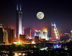 Shenzen, China. 1 month :D