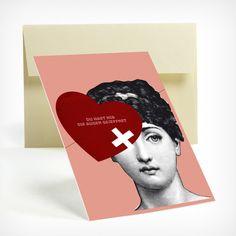 Greeting Card. Design: Patrick Bauer & Georg Leditzky/Die SELLERIE