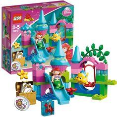 LEGO 10515 DUPLO: Arielles zauberhaftes Unterwasserschloss