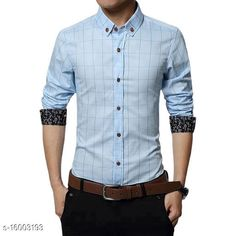 Shirts UD FABRIC Men's Casual Cotton Shirt Fabric: Cotton Sleeve Length: Long Sleeves Pattern: Checked Multipack: 1 Sizes: XL (Chest Size: 42 in, Length Size: 29 in)  L (Chest Size: 40 in, Length Size: 28.5 in)  M (Chest Size: 38 in, Length Size: 27.5 in)  XXL (Chest Size: 44 in, Length Size: 29.5 in)  Country of Origin: India Sizes Available: M, L, XL, XXL   Catalog Rating: ★4 (583)  Catalog Name: Classic Designer Men Shirts CatalogID_3183326 C70-SC1206 Code: 024-16003193-2301