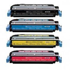 Tóner Compatible HP CB400A-CB403A Kit ahorro Tóner (1 X BK,C,M,Y) Comprar Tóner Compatible HP CB 400 Kit en inkPrinted. Estarás ahorrando dinero en un Producto de Primera. Calidad garantizada en tus trabajos de Impresión. La unidad te sale por 51,82 €