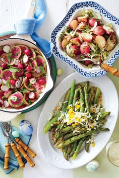 Radishes in Warm Herb Butter Recipe | Southern Living