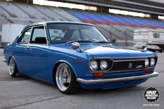 1970 Datsun Bluebird Coupe 1800 SSS