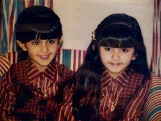 Shaikha MRM y Maryam MRM