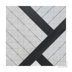Art.fr - Impression giclée 'Counter-Composition VI' par Theo Van Doesburg