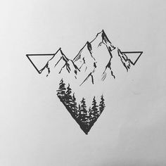 Would like to tattoo this with these brush strokes Let me know if you int .- Would like to tattoo this with these brush strokes Let me know if you int … – – pleasure let Leg Tattoos, Flower Tattoos, Small Tattoos, Tattoos For Guys, Tatoos, Tattoo Sketches, Tattoo Drawings, Moutain Tattoos, Natur Tattoos