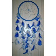 "Attrape-rêve ""Blue"" Tuto ici : http://www.france2.fr/emissions/comment-ca-va-bien/diffusions/24-03-2014_211550"