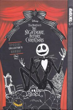 Mini Reviews: Graphic Novels - The Nightmare Before Christmas ...
