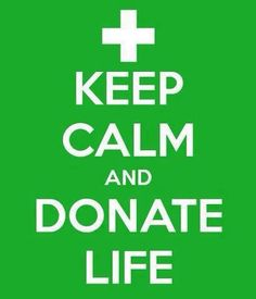 best new year's resolution: become an organ donor.  it only takes a few minutes of your time, costs nothing, and saves lives.  DO IT!