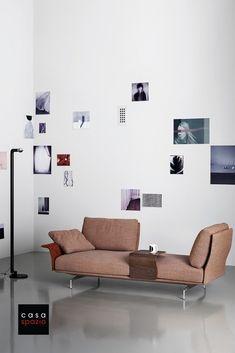 Modern Sofa: Avant-Apres by Saba Hall Furniture, Furniture Showroom, Unique Furniture, Living Room Furniture, Interior Design Living Room, Living Room Designs, Modern Sofa, Modern Sectional, Modern Living