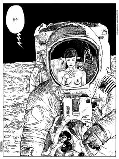 "crossconnectmag: "" Pleasure In Ink by Apollonia Saintclair Apollonia Saintclair is an artist whose artwork posses a significant balance between raw sensuality and artist aesthetic. Her drawings. Art Pop, Illustrations, Illustration Art, Serpieri, Graphisches Design, Artist Aesthetic, Comic Kunst, Major Tom, Desenho Tattoo"