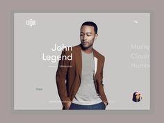 Clique - Home concept #2 by Adrien Laurent