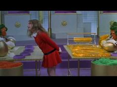 Veruca Salt - I Want It Now (Willy Wonka and the Chocolate Factory)... yeah, i'm a bitch like that.