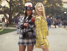 Cher's 12 Best Looks From Clueless - Mad for Plaid from #InStyle -- I totally had an outfit like this back in the day, would still rock it today.