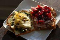 holiday leftover turkey sandwich  sustainablog.org