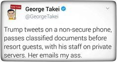It was never about the emails.<<<HC emails: media blow up; Pence emails: not a word