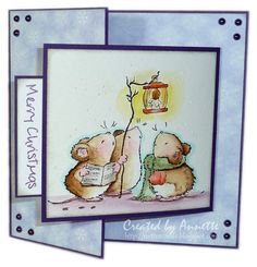 Netty's Cards: Image - Penny Black