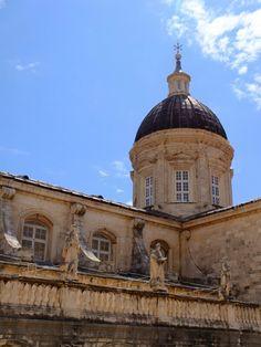 Dubrovnik cathedral // Dubrovnik, Croatia