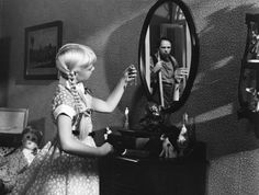 Henry Jones and Patty McCormack in The Bad Seed Fitness Transformation, Fitness Inspiration, Haunted Movie, Henry Jones, Fitness Motivation, National Book Award, The Bad Seed, We Movie, Interesting Information