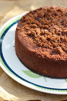 ... & Glazes on Pinterest | Apple cakes, Coffee cake and Chocolate cakes