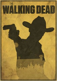 The World Ain't the Same - The Walking Dead Poster by ...