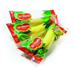 My Travel Packing List: Del Monte Individually Wrapped Bananas