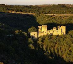 Roussillon Castle - France